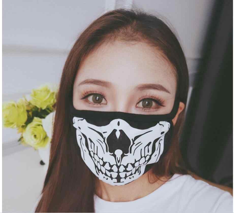 Медицинские маски с рисунком для лица