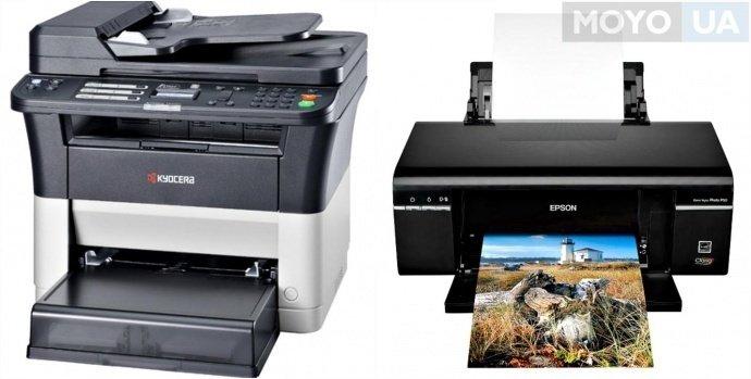 как выбрать цветной принтер