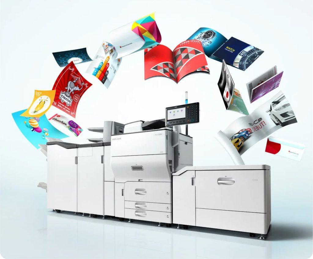 Печать - оперативная цифровая полиграфия