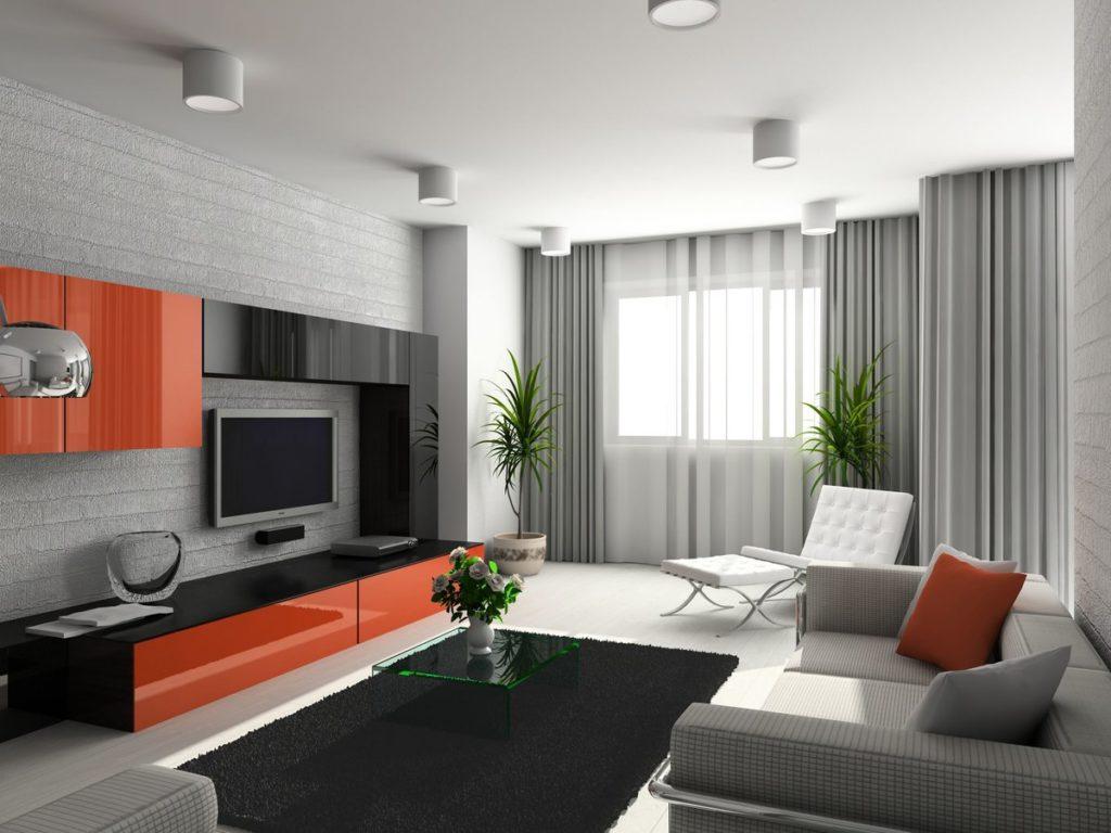как правильно подобрать интерьер в квартире