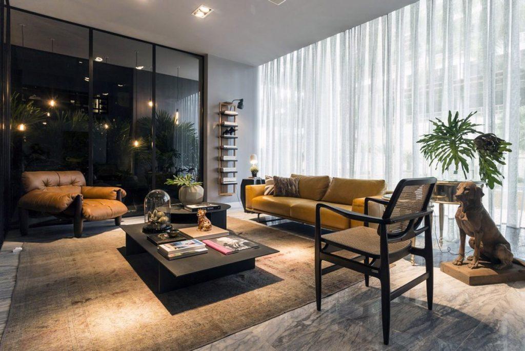 фото интерьера гостиной +в квартире
